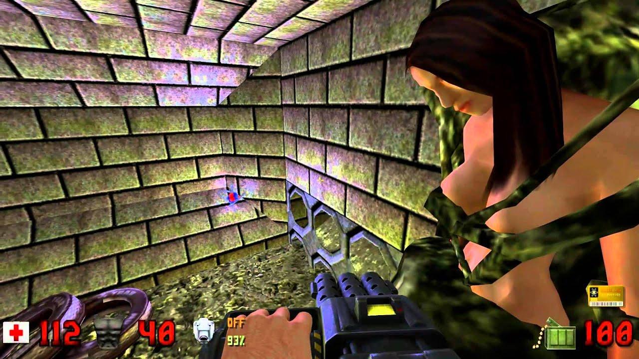 Free 3d Live Wallpaper For Pc Duke Nukem 3d Hrp High Res Pack Gameplay Youtube