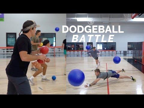 GOOGAN ULTIMATE DODGEBALL BATTLE!