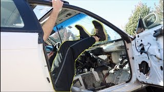 Why Kicking Out a Windshield is Harder Than You Think