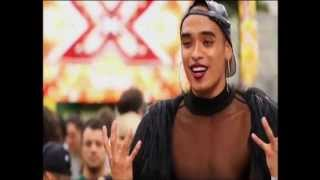 THE X FACTOR 2015 AUDITIONS - SEANN MILEY MOORE