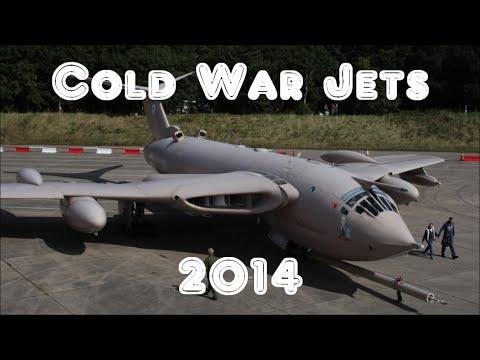 Cold War Jets Bruntingthorpe 24 August 2014