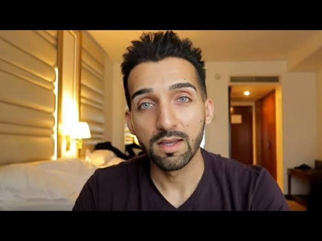 Ducky Bhai's response video for the duo Sham Idrees and Froggy is