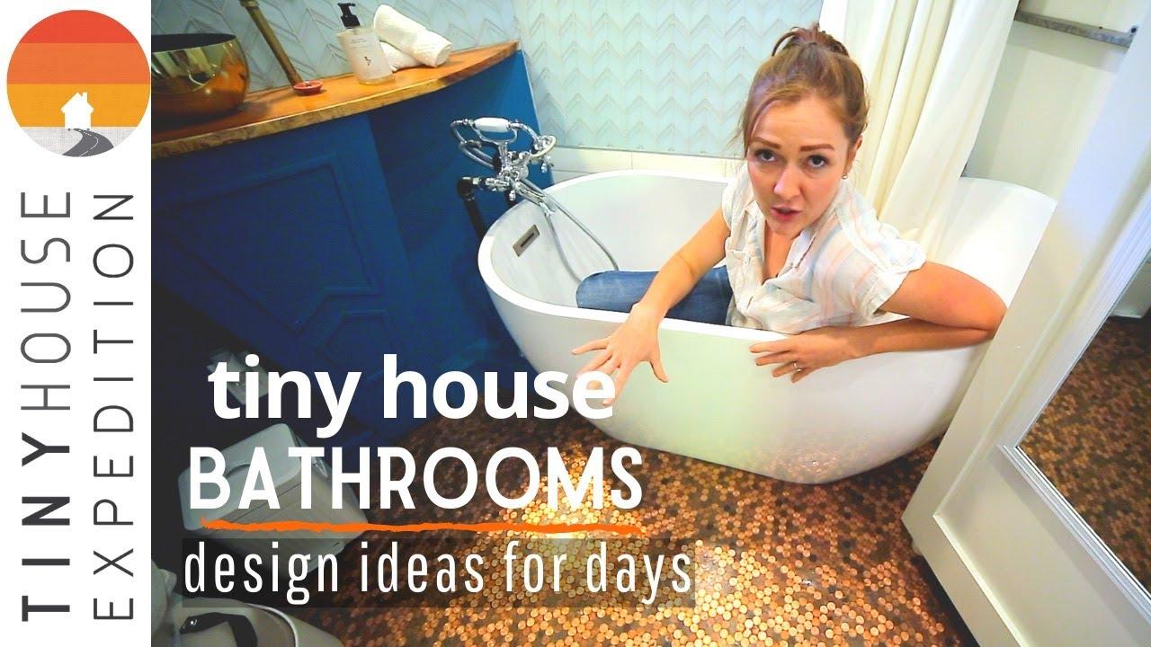 Tiny House Bathroom Design Ideas For, Tiny House Bathroom Ideas