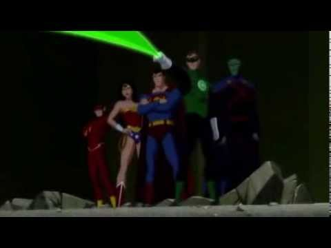 Justice League Doom clip