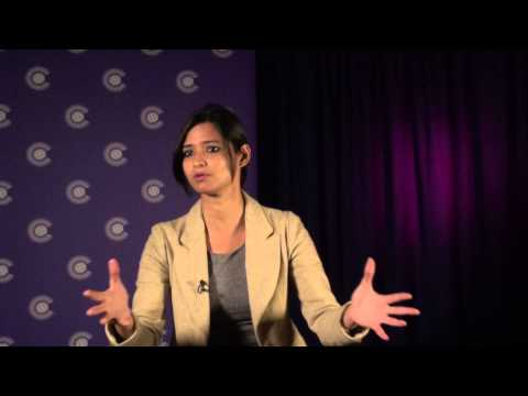 Aprajita Pandey, Commonwealth Youth Worker of the Year (Asia) 2014