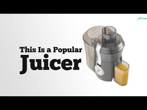 Hamilton Beach 67650A Big Mouth Pro Juice Extractor Review - Hamilton Beach Big Mouth Juicer Review