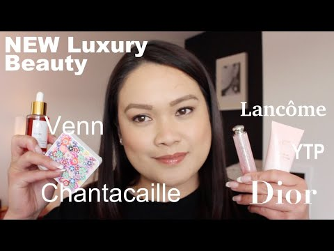 New in Luxury Beauty & My 1st Impressions   CRISTINA MADARA