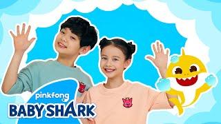 Wash Your Hands Dance | Join #BabySharkHandWashChallenge | Baby Shark Official
