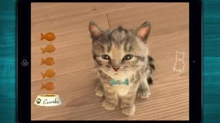 Gatito mi mascota favorita - NUEVO & Mona Gato Juego & App - iOS