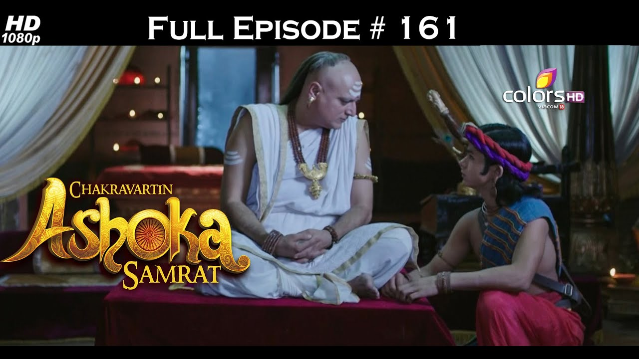 Image result for ashoka samrat episode 161