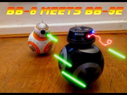 BB-9E MEETS BB-8