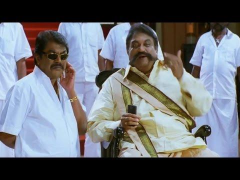 Comedy Scene Between Jaya Prakash Reddy & Allari Naresh , L.B.Sriram || Seema Tapakai