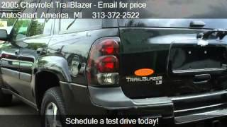 2005 Chevrolet TrailBlazer LS 4WD - for sale in Detroit, MI