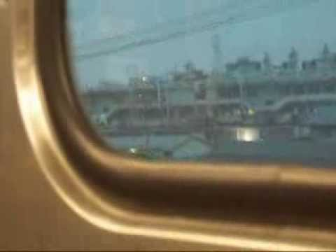 From Toyooka to Tottori by train --- Japan