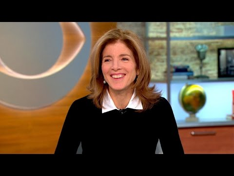 Caroline Kennedy on U.S. relations with Japan and China