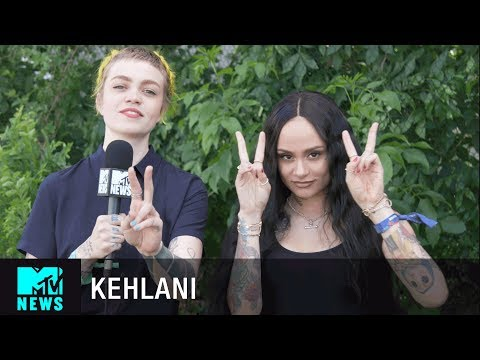 Kehlani on Rihanna, Tattoos & Connecting w/ Fans | Governors Ball | MTV News
