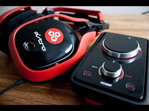 Repeat How to Update Astro A40 Mixamp Pro Firmware! by Haitake