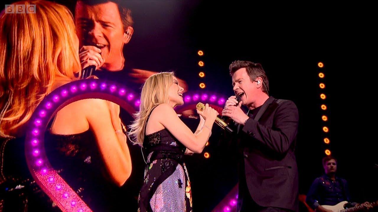 Kylie Minogue i koncertowa niespodzianka