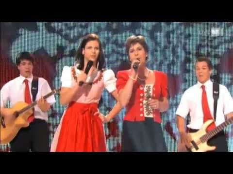 Oesch's die Dritten - Swiss-Girl - 2011