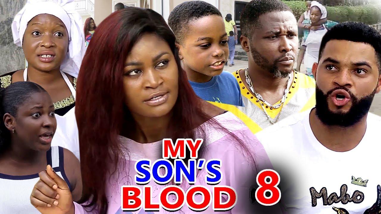 Download MY SON'S BLOOD SEASON 8 - (New Hit Movie) - 2020 Latest Nigerian Nollywood Movie Full HD