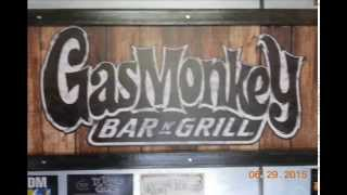 Gas Monkey Bar and Grill.