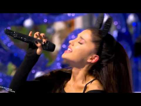 Ariana Grande | ZERO TO HERO *LIVE* at the DISNEY PARADE 2015 *HD*