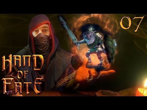 """Hand of Fate Gameplay Ep 07 - """"Jack of Scales!!!"""" 1080p PC PS4 Xbox One"""