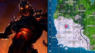 UNLOCK *SKIN* THE RUIN - FORTNITE - CHALLENGES WEEK 8 - STANDARD WEEK 8 + CHARGE SCREEN