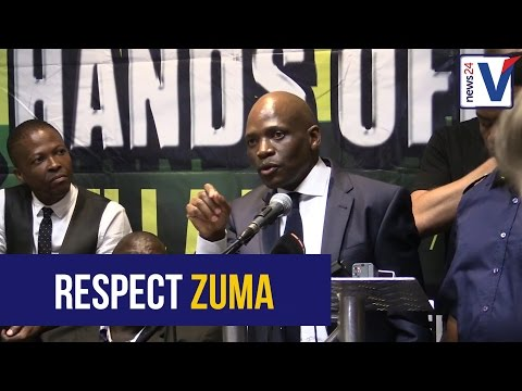 WATCH: Love him, or hate him - we should respect Zuma