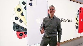 Apple CEO Tim Cook on Q1 2020 earnings: iPhone 11 remains top seller
