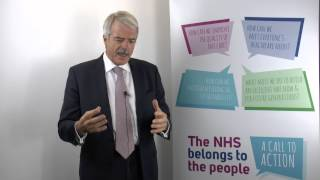 NHS Futures Summit: Malcolm Grant interview