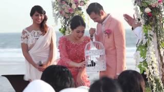 WEDDING CLIP RAFFI & NAGITA - Bali