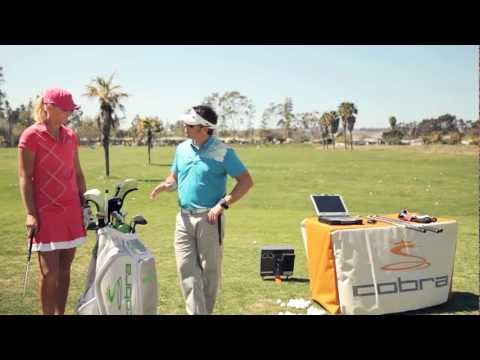 Anna Nordqvist dials in her AMP Forged Irons