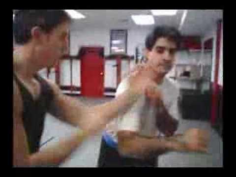 Wing Chun (TWC) combo drill 2