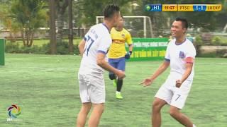 Highlight FC PTSC Thanh Hóa vs FC Lucky Thanh Hà [Vòng 7 TH League S2 2018]