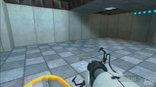 Portal: Still Alive  Xbox Live Gameplay - First Segment