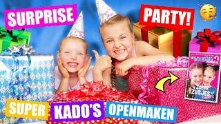 DE MEGA XL SURPRISE PARTY!! [Super Leuke Verrassingen Openmaken] ♥DeZoeteZusjes♥