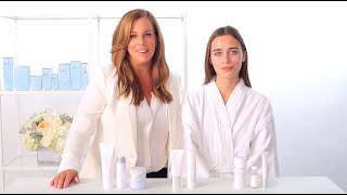 CLEAR, HEALTHY skin begins with Kate Somerville's ACNE SOLUTIONS