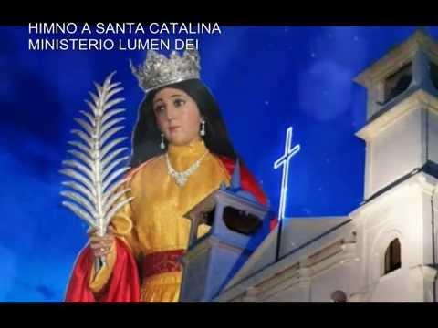 HIMNO A SANTA CATALINA_LUMEN DEI