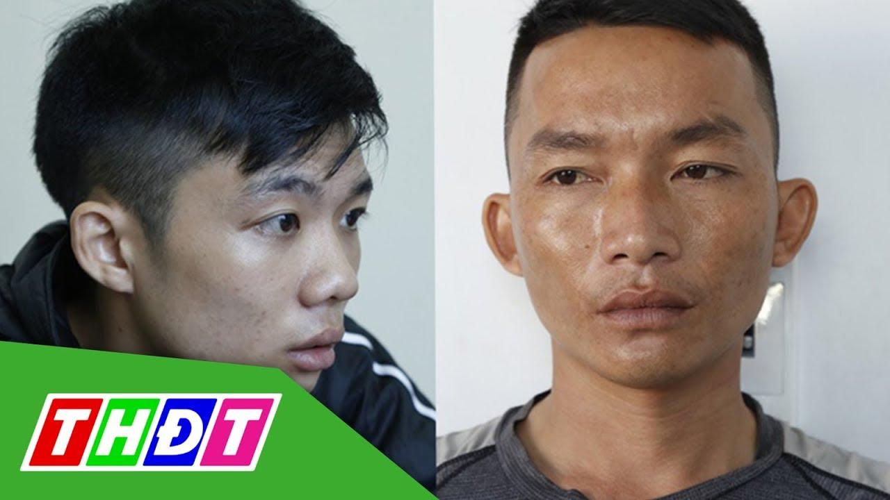 Bình Dương: 2 thanh niên tham gia đánh chết người ra đầu thú   THDT