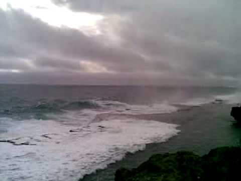 Blowholes of Tongatapu