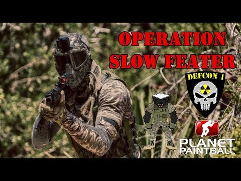 Magfed Paintball South Africa - Operation Slow Feather