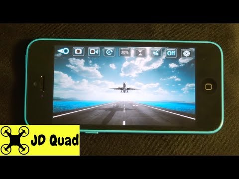 Quadcopter Drone Transmitter Smartphone Apps In More Detail