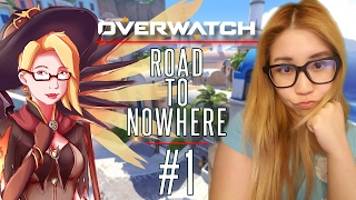 Overwatch Road to Nowhere - UK playing with Drift0r and Eric - S3 Overwatch Competitive Gameplay #1