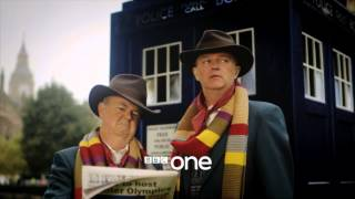 Doctor Who themed trailer - Have I Got News For You - Series 46 - BBC One