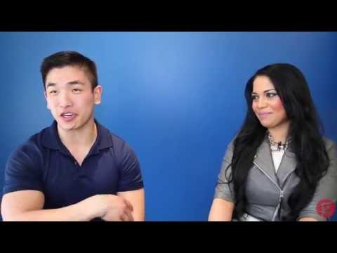 MasterChef Canada finalists Eric Chong & Marida Mohammed