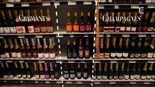 Champagnes et cremants, une histoire de bulles