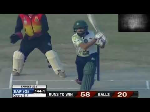 BABAR AZAM 100 Runs On 26 Balls    T10 Cricket