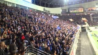 KAA Gent - RSC Anderlecht 2-1 (sfeerbeelden) 30/04/2015