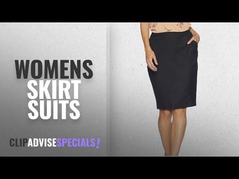 Top 10 Womens Skirt Suits [2018]: Van Heusen Women\'s Skirt Suit